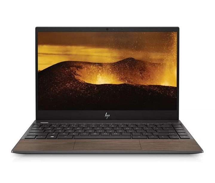 Tha hồ sang trọng với chất liệu gỗ trên dòng laptop Envy của HP