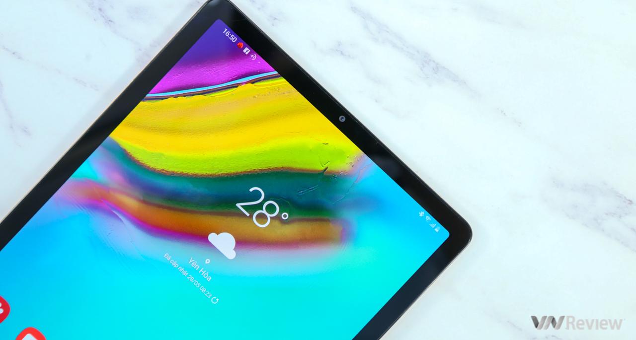 Đánh giá Galaxy Tab S5e