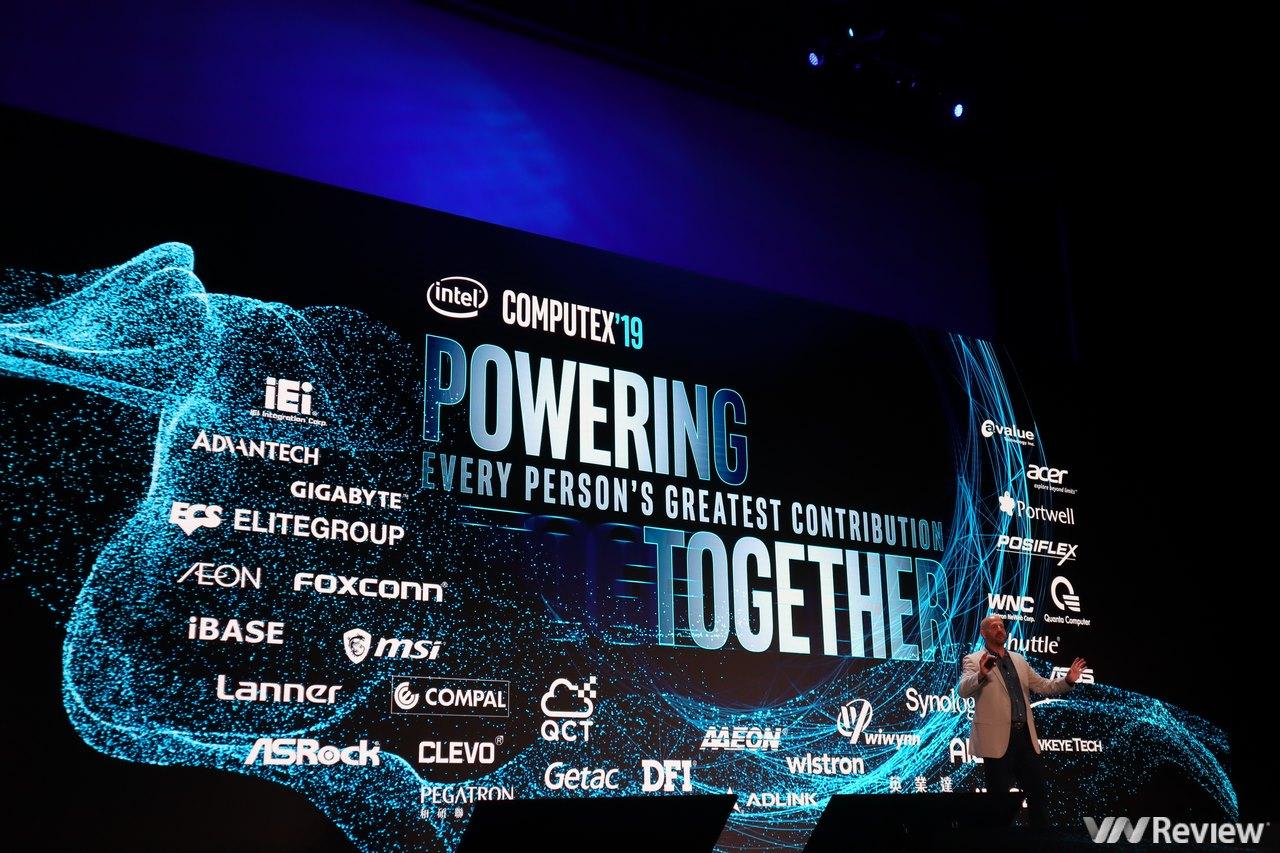 4 công bố đáng chờ đợi nhất của Intel tại Computex 2019