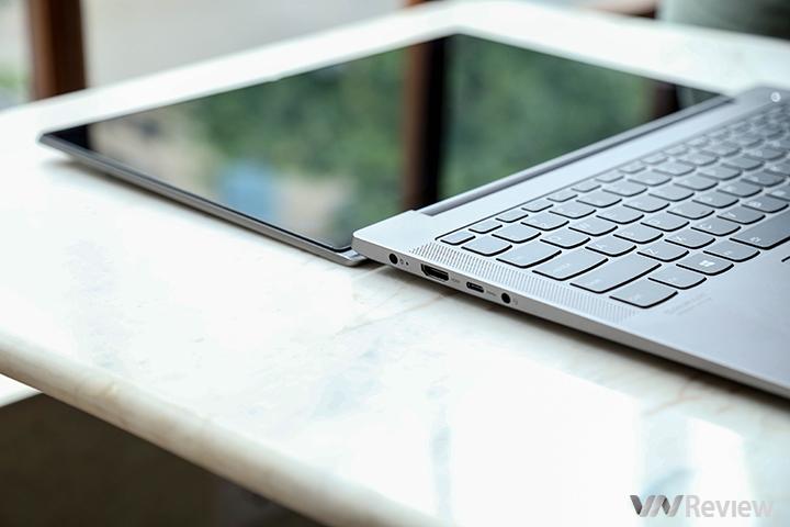 Lenovo ra mắt laptop IdeaPad mới có nút khóa webcam và vân tay ở Việt Nam