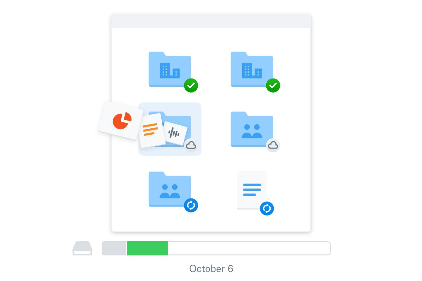 Dropbox nâng dung lượng lưu trữ các gói trả phí, bổ sung tính năng