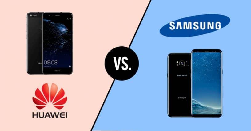 Huawei xem xét lại mục tiêu lật đổ Samsung sau lệnh cấm của Mỹ
