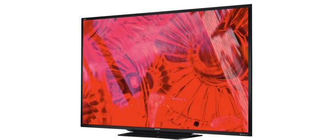 """Sharp ra mắt TV """"khủng"""" 90 inch, giá 11.000 USD"""