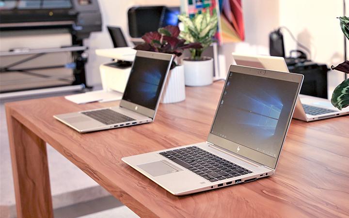 """HP cam kết bảo hành laptop trong """"ngày làm việc tiếp theo"""" ở Việt Nam"""