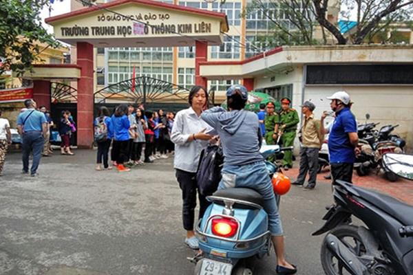 Đề thi lịch sử tuyển sinh vào lớp 10 công lập Hà Nội