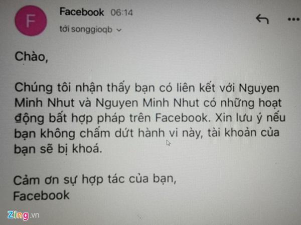 Hàng nghìn tài khoản tại Việt Nam bị xóa vì Facebook truy quét nick ảo