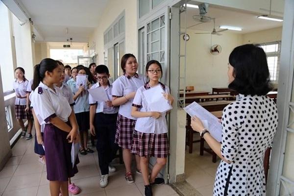 Đề thi và gợi ý đáp án môn Tiếng Anh kỳ thi vào lớp 10 ở Hà Nội