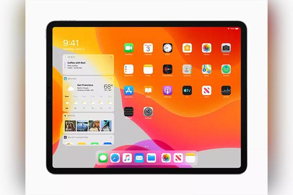 Apple tách iOS trên iPad thành iPadOS, rất nhiều tính năng mới