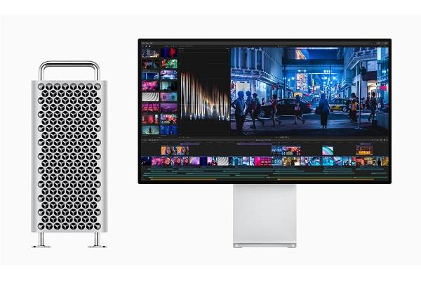 Sau bao nhiêu năm, Apple chính thức cập nhật Mac Pro với màn hình Retina 32 inch 6K mới
