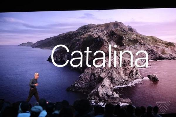 macOS Catalina: hỗ trợ ứng dụng iPad, có thể biến iPad thành màn hình thứ 2