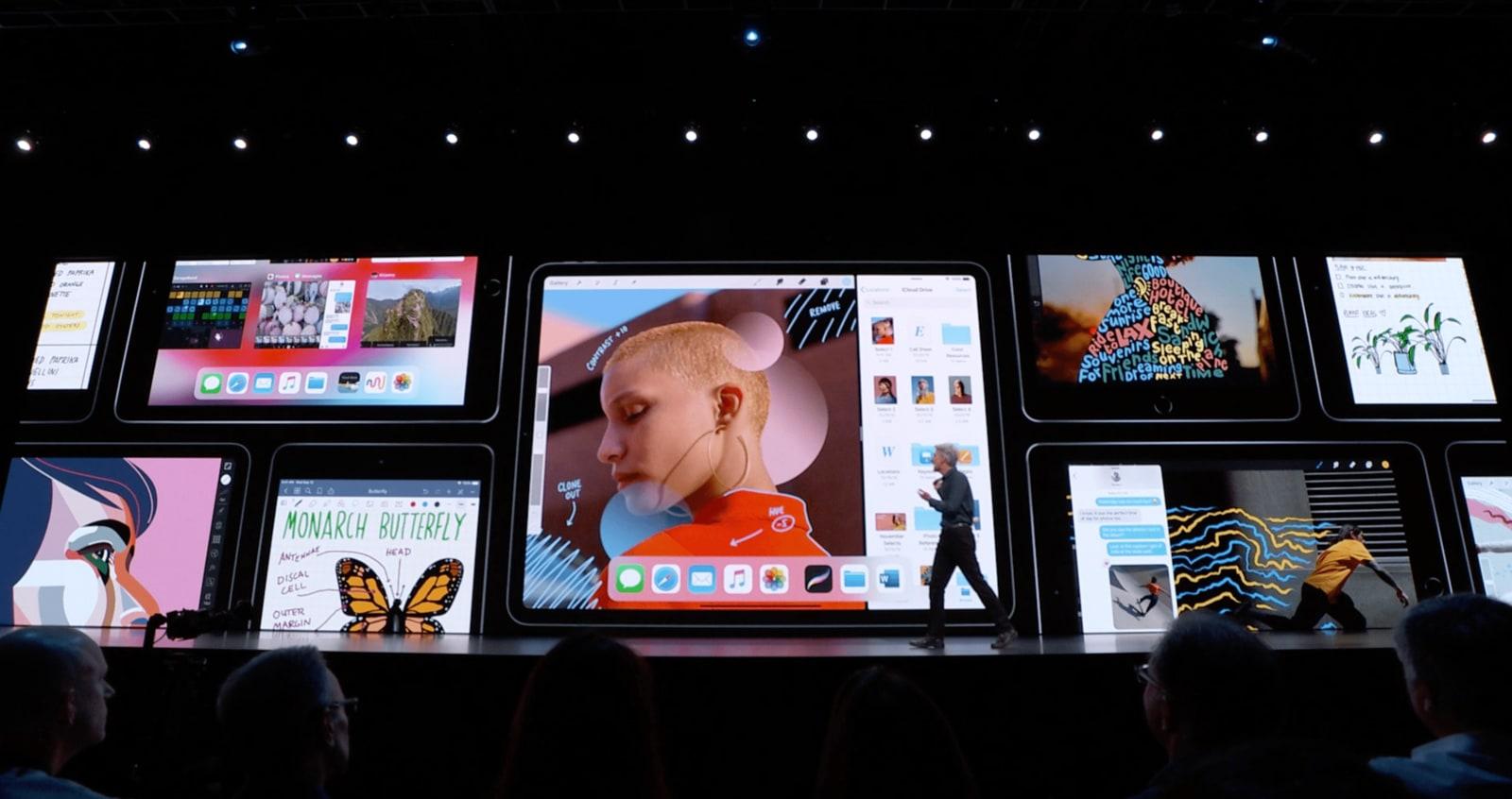 Trời ơi tin được không: Apple đã chính thức hỗ trợ chuột trên iPad!