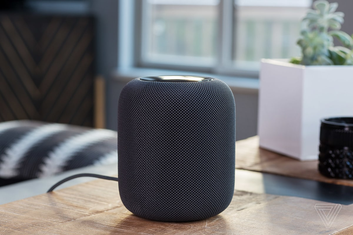 Nhờ iOS 13, loa thông minh Apple HomePod sẽ có thể nhận biết ai là người đang nói chuyện với nó