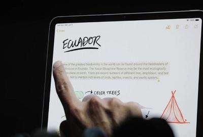 iPad sẽ dùng hệ điều hành riêng, iPadOS