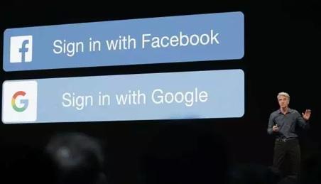 Apple công bố tính năng 'Sign in With Apple', khẳng định bảo mật hơn Facebook, Google