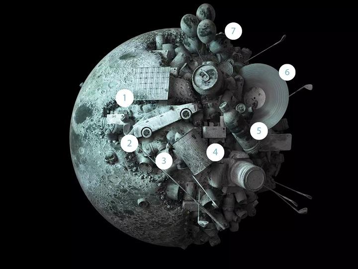 Đây là 7 nguyên tố mà chúng ta sẽ khai thác từ Mặt Trăng