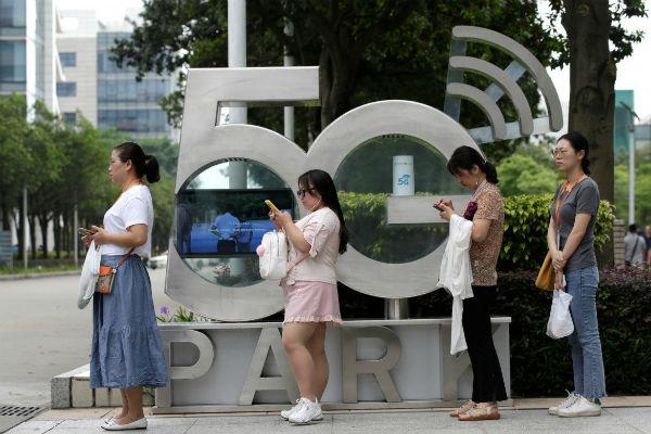 """Trung Quốc chính thức cấp phép 5G thương mại dù Mỹ cố """"dìm"""" Huawei và công nghệ 5G của Trung Quốc"""
