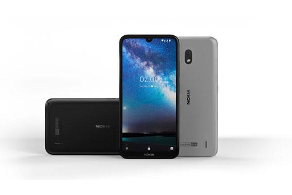 Nokia 2.2 ra mắt: Android One giá 99 Euro, cấu hình bình thường