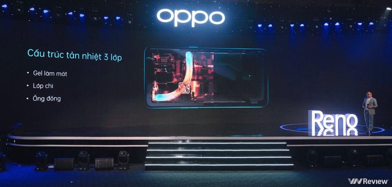 Oppo ra mắt Reno ở Việt Nam, giá 12,9 và 20,9 triệu đồng, bán từ 15/6