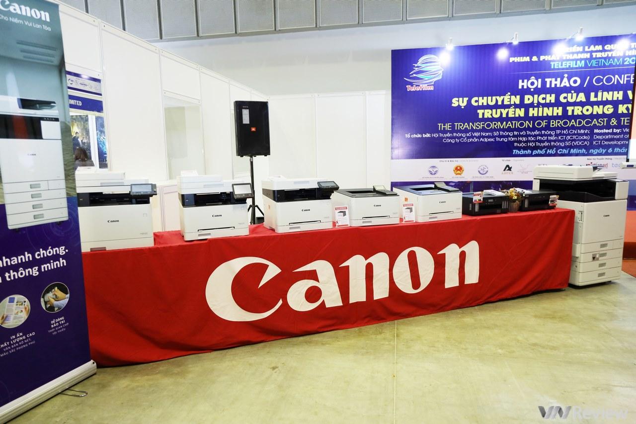 Canon ra mắt dòng máy in phun đa năng khổ A3 cho doanh nghiệp Việt, giá khởi điểm từ 150 triệu đồng