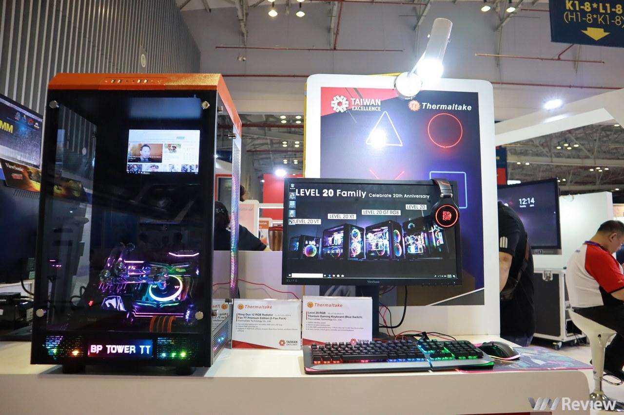 Trải nghiệm những sản phẩm công nghệ nổi bật của Đài Loan tại Vietnam ICT COMM 2019