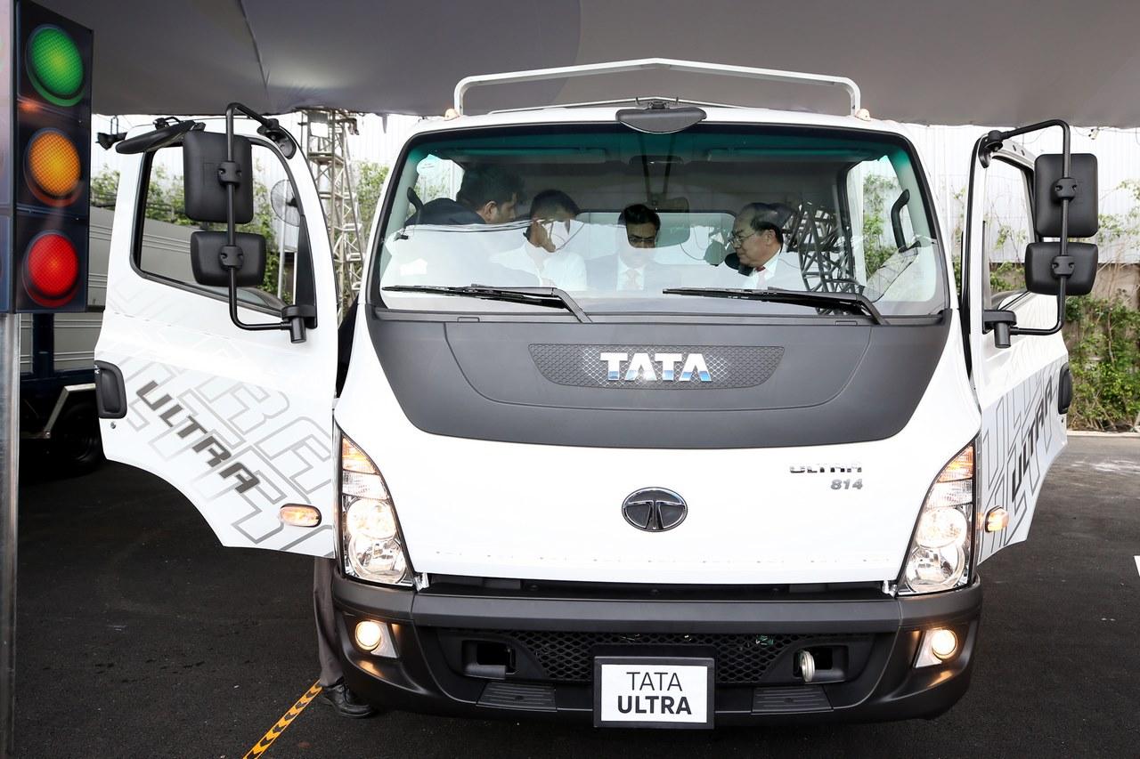 Hãng ôtô lớn nhất Ấn Độ Tata Motors tung dòng xe tải Tata Ultra thế hệ mới tại Việt Nam