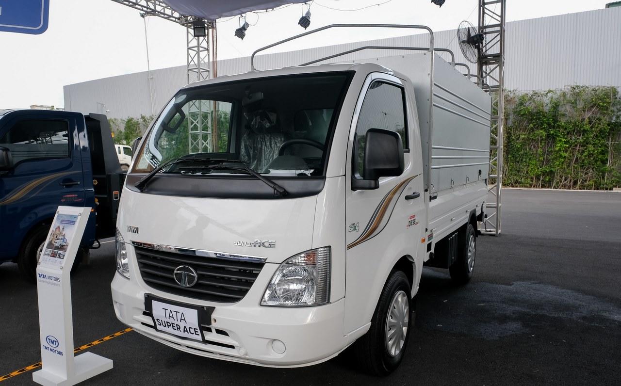 Hãng ôtô lớn nhất Ấn Độ Tata Motors tung dòng xe tải Tata Ultra thế hệ mới tại Việt Nam, giá dự kiến 500 triệu đồng