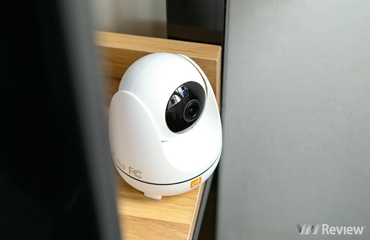 Trải nghiệm camera giám sát Digicam D1080P giá 1,2 triệu đồng