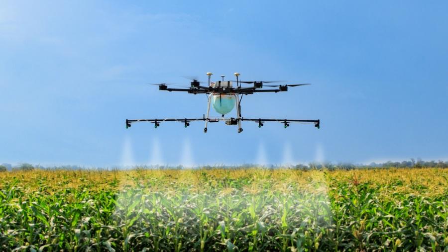 Chúng ta đang bước vào thời đại nông nghiệp chính xác với cảm biến, mạng lưới,...