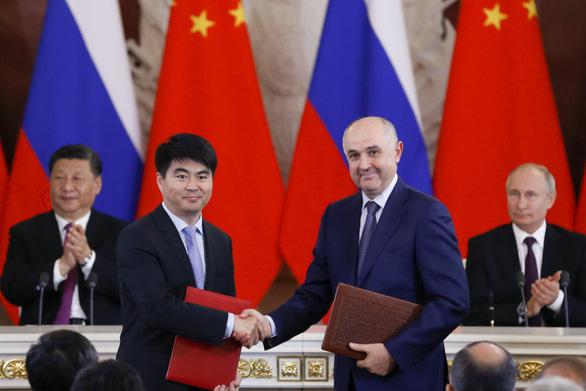 Mỹ chống Huawei, Nga bắt tay hợp tác làm mạng 5G, thế giới đang chia rẽ