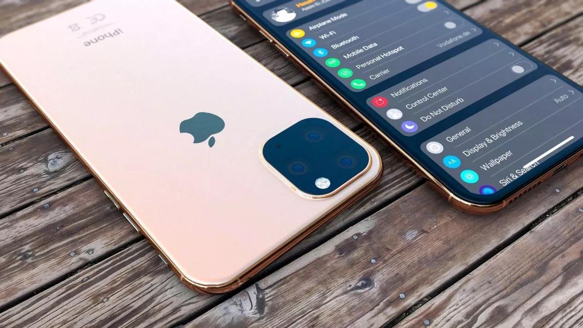 Bản iOS 13 Beta gợi ý iPhone XI 2019 sẽ có cổng USB-C