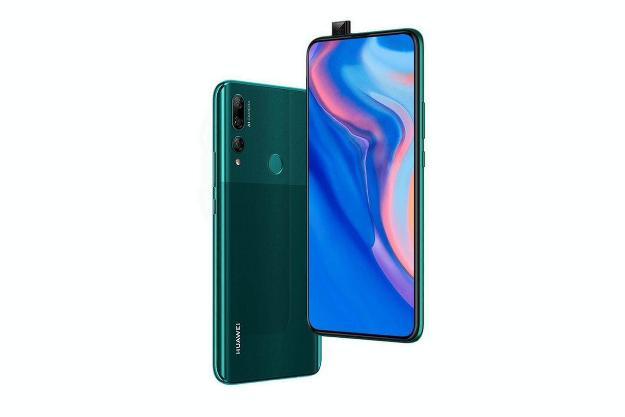 """Giữa """"tâm bão"""", Huawei bất ngờ trình làng Y9 Prime 2019 tại VN với camera thò thụt"""