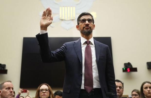 Google là công ty công nghệ chi tiền lobby nhiều nhất