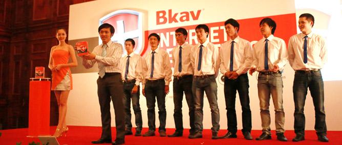 Bkav ra mắt phiên bản 2012 có khả năng chống keylogger