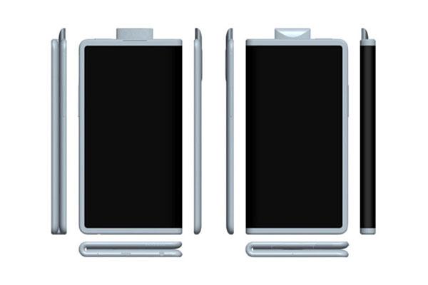 """Oppo có bằng sáng chế smartphone gập có camera """"thò thụt"""""""