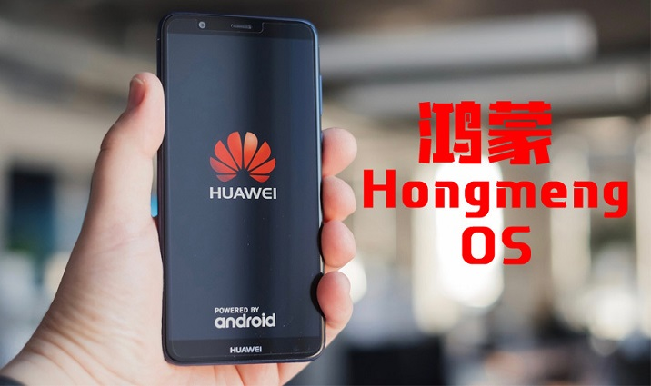 Huawei đăng ký bản quyền Hongmeng ở một loạt quốc gia