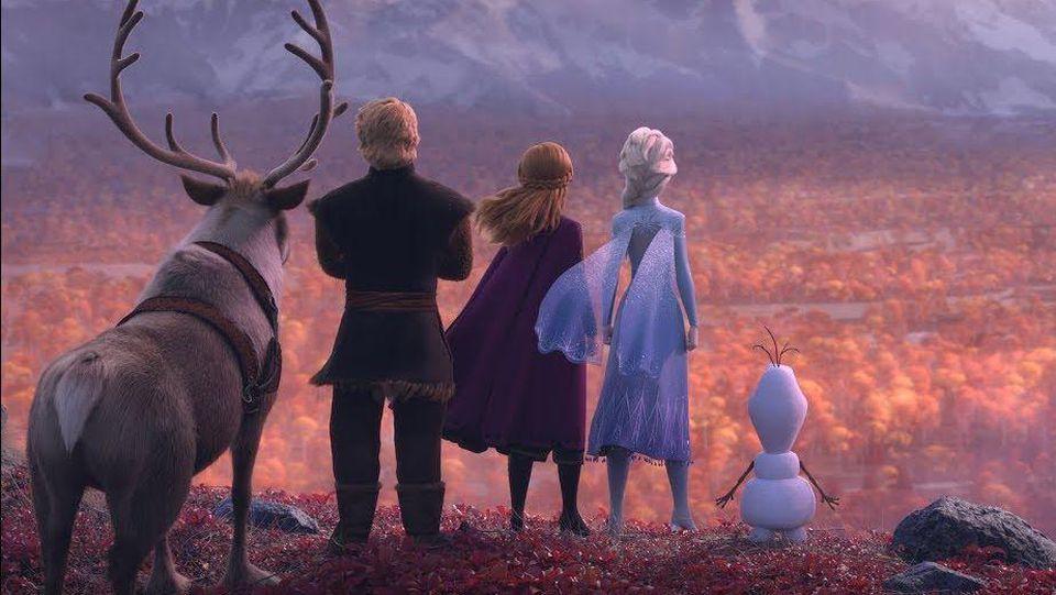 Disney tung trailer chính thức của Frozen II: Vẫn chưa hé lộ nhiều về nội dung