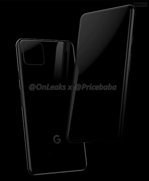 Google Pixel 4 có khả năng có 2 hoặc 3 camera sau