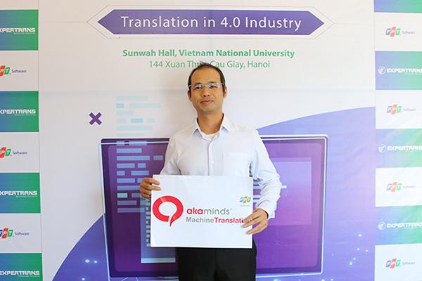 Phần mềm dịch Nhật Việt của FPT giúp tăng 30% năng suất dịch chuyên ngành CNTT