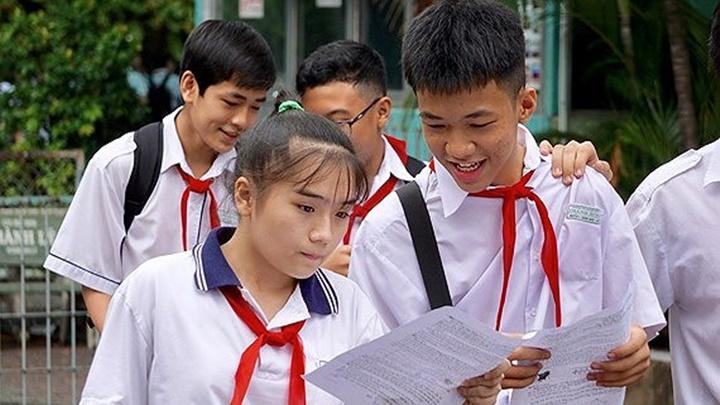 TP HCM công bố điểm thi lớp 10 trường công lập