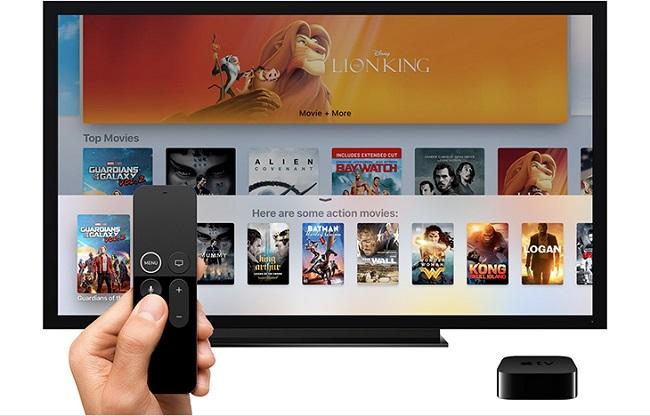 10 ứng dụng xem phim online hấp dẫn trên Smart Tivi