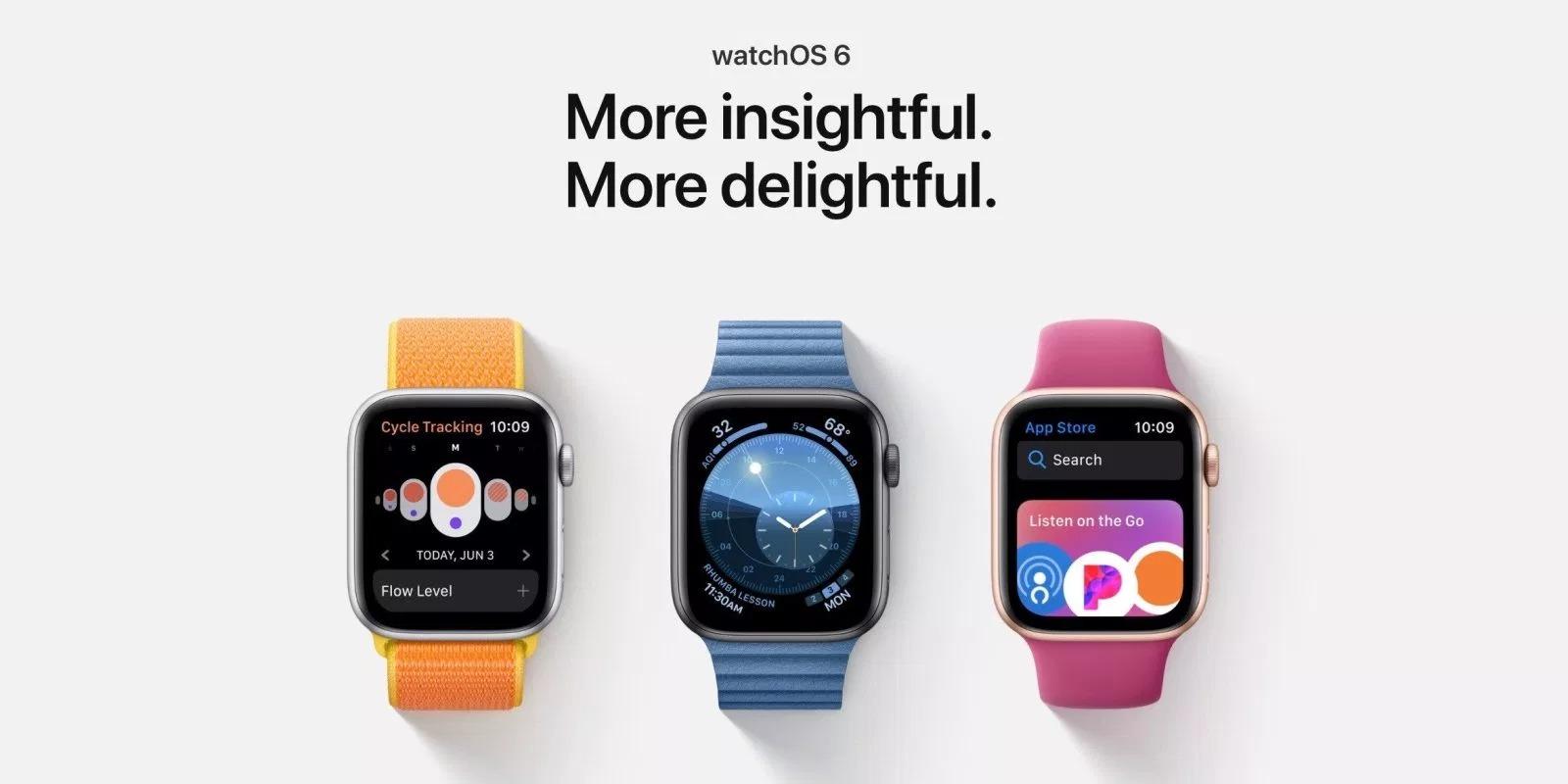 Apple Watch sẽ không còn phụ thuộc quá nhiều vào iPhone nữa!