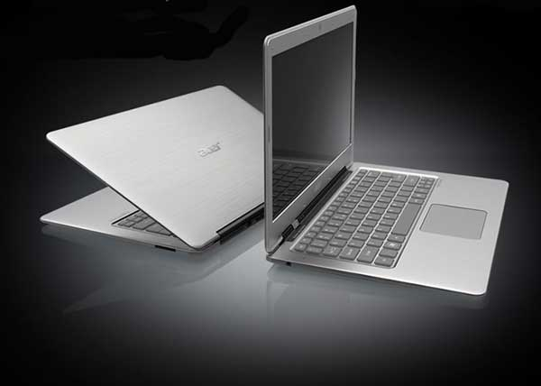 Acer S3 phá ngưỡng 1.000USD của Ultrabook