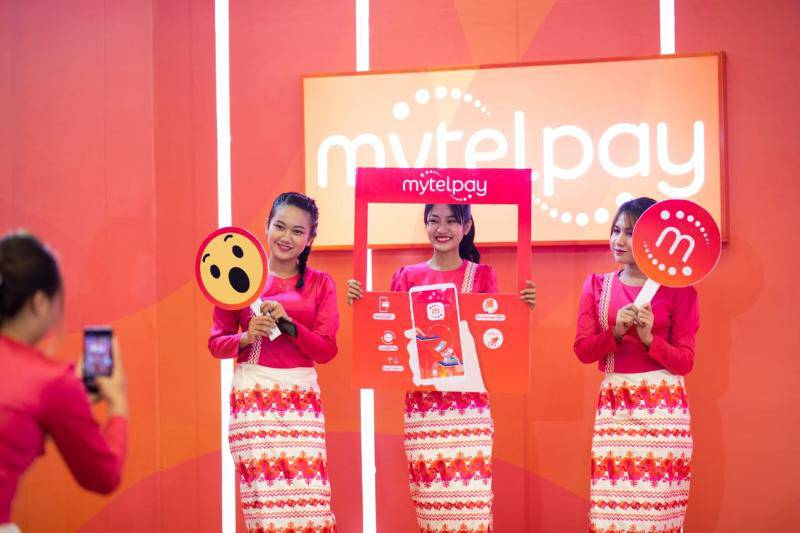 Viettel ra mắt ví điện tử ở Myanmar