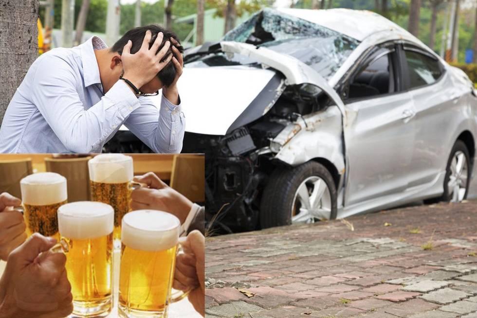 Quốc hội đã thông qua 'Cấm uống rượu bia khi lái xe'