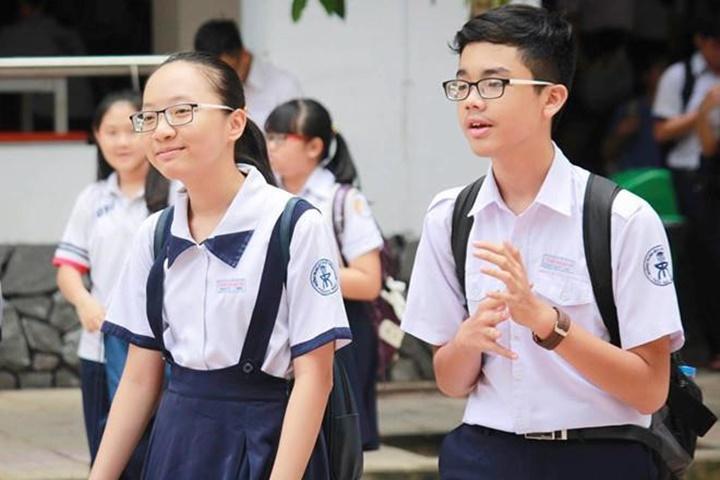 Trường Trung học Thực hành TP.HCM công bố điểm chuẩn tuyển sinh vào lớp 10