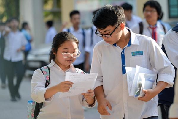 207 học sinh bị điểm 0 trong kỳ thi tuyển sinh lớp 10 ở Hà Nội