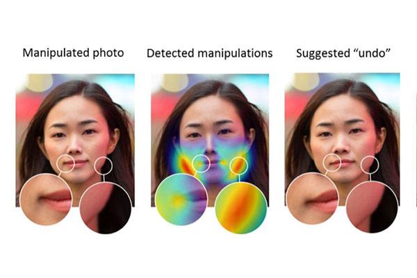 """Adobe huấn luyện AI để biết khuôn mặt nào đã bị """"Photoshop"""""""