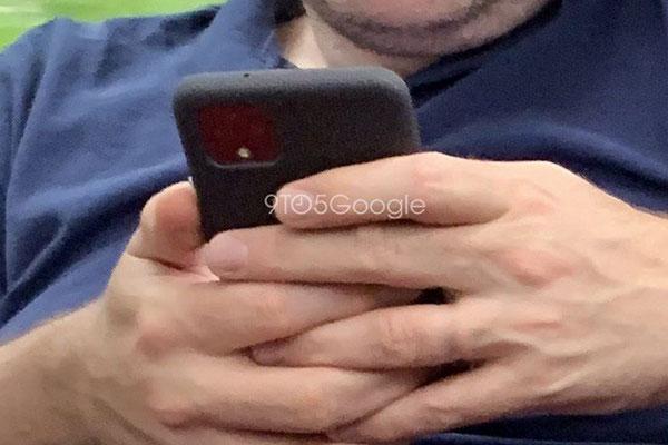 Google Pixel 4 lần đầu lộ ảnh chụp thực tế