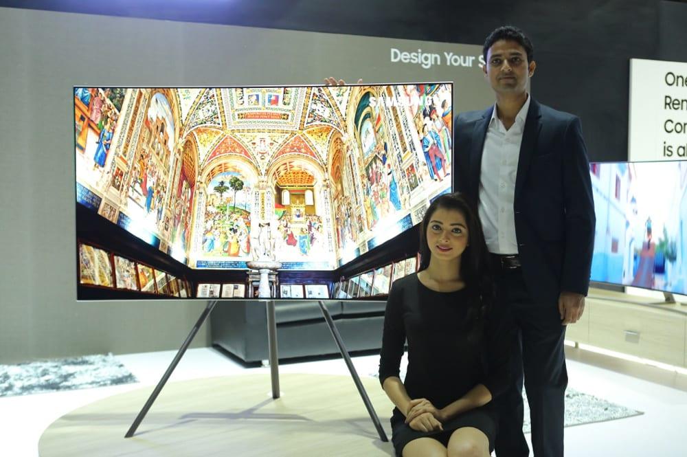 Ấn Độ muốn cấm nhập khẩu TV Samsung sản xuất tại Việt Nam