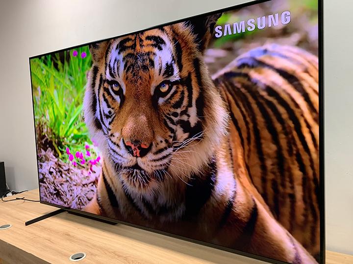 Trên tay Samsung TV QLED 8K: ấn tượng mạnh không phải ở độ phân giải cao